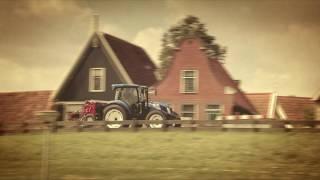 getlinkyoutube.com-New Holland TD5   De toekomst van de traditionele landbouw