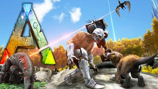 getlinkyoutube.com-Ark Survival Evolved - Pet DodoRex , Photon Sentry Gun - Ark Survival Evolved Pet Taming / Turrets