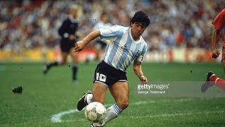 Diego Maradona Mejores jugadas en la selección Argentina ● Best skills ever ● Argentina