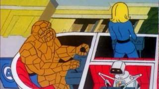 Fantastic Four (1978) - 09 - The Frightful Four (1 of 3)