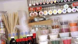 getlinkyoutube.com-ترتيب المطبخ الصغير