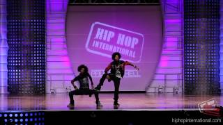 getlinkyoutube.com-LES TWINS - France | Performance @ HHI's 2012 World Hip Hop Dance Championship
