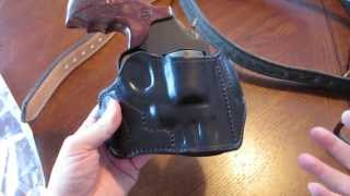 Download Video Lobo Gun Leather Enhanced Pancake Holster