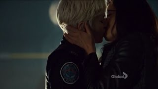 ~* Rookie Blue Gail and Holly - Golly -  Fire Meet Gasoline *~
