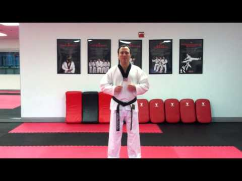United Sports Tae Kwon Do - Basic Form 1