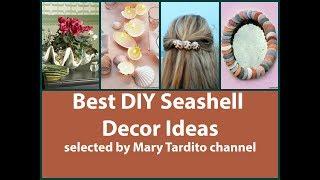 getlinkyoutube.com-Best DIY Seashell Decor Ideas