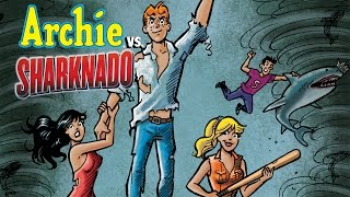 A Sharknado Hits Riverdale! - Welcome to Riverdale - Ep. 24