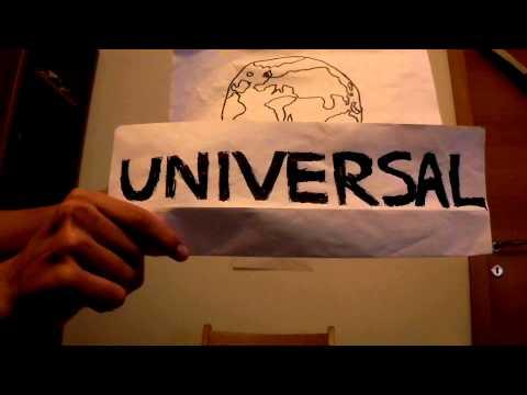 Universal Pictures sigla Terra-Terra