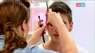 getlinkyoutube.com-Clio Make up - trucco per cambiare immagine