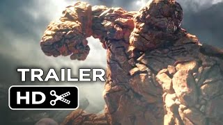 Fantastic Four Official Trailer #1 (2015) - Miles Teller, Michael B. Jordan Movie HD