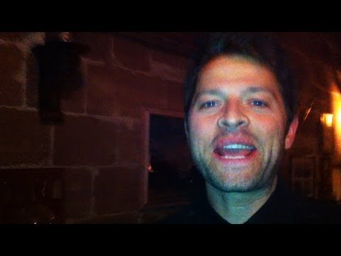 Real Haunted Castle! Ghost Hunting w/ Misha Collins in Scotland, GISHWHES '12