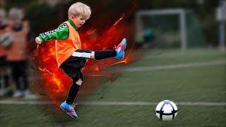 KIDS IN FOOTBALL 2018 #2 ● FUNNY FAILS, SKILLS, GOALS