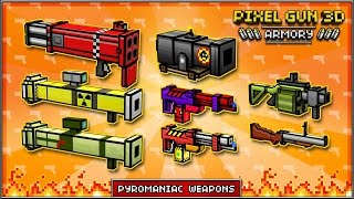 getlinkyoutube.com-Pixel Gun 3D: Premium Weapons