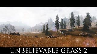 getlinkyoutube.com-TES V - Skyrim Mods: Unbelievable Grass Two