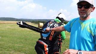 Paragliding Scott-e Electric Thermic Beamer