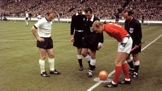 getlinkyoutube.com-Азербайджанцы. Финал Чемпионата Мира 1966, Уэмбли, Англия - Германия. Тофик Бахрамов. Азербайджанцы