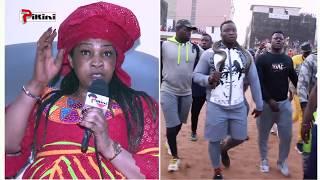 Vidéo – combat Ama Baldé vs Papa Sow Selbé Ndom : fait marche arrière « Yalla Wonouma Danann…