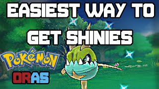 getlinkyoutube.com-Pokemon Omega Ruby And Alpha Sapphire: Easiest Way to Get Shiny Pokemon (Chain Fishing Guide)