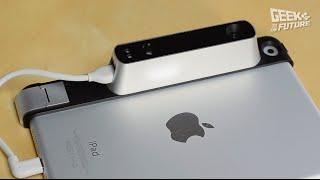 getlinkyoutube.com-Обзор 3D-сканера Structure Sensor: как iPad превратился в... 3D-сканер
