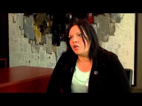 Caroline Simard se dit heureuse du bilan de son gouvernement