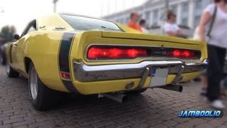 getlinkyoutube.com-INSANE MOPAR V8 SOUND! 1970 Dodge Charger R/T SE 440 7.2L