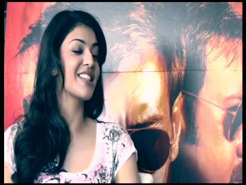Kajal Aggarwal on Singham & Ajay Devgn - Exclusive Interview