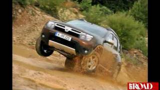 getlinkyoutube.com-Dacia Duster im OFF ROAD Härtetest
