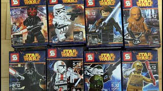 getlinkyoutube.com-Lego Star Wars Sheng Yuan Bootleg 3 Review