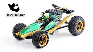 getlinkyoutube.com-Lego Ninjago 70755 Jungle Raider - Lego Speed build