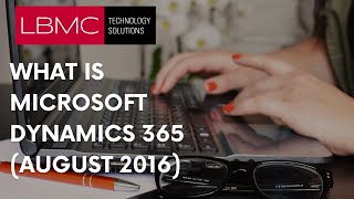 getlinkyoutube.com-Introduction to Microsoft Dynamics 365