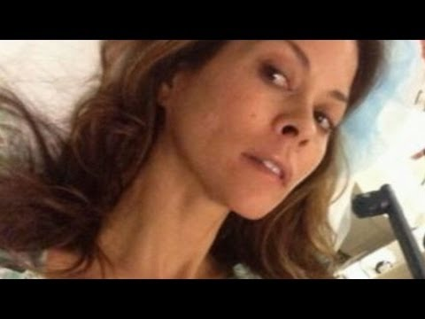 Brooke Burke Cancer-Free After Surgery for Thyroid Cancer