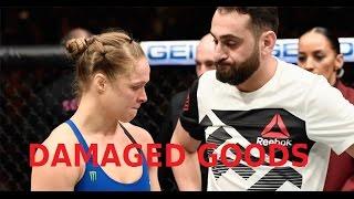 getlinkyoutube.com-UFC - Edmond Tarverdyan is the worst coach ever, or Ronda Rousey is uncoachable