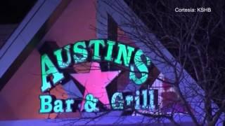 Un muerto y dos heridas fue el saldo que dejo un tiroteo en un bar de Olathe
