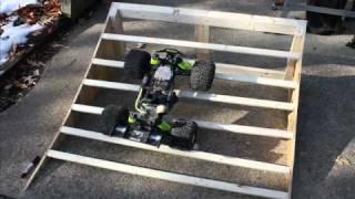 getlinkyoutube.com-How To Build / DIY RC Ramp & Skateboard Ramp