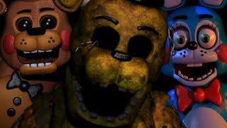 getlinkyoutube.com-Five Nights At Freddy's 2 - Jumpscares Animatronics