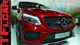 2016 Mercedes-Benz GLE & AMG Coupe: Almost Everything You Ever Wanted to Know
