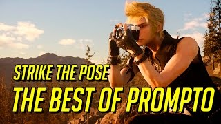 getlinkyoutube.com-The Best of PROMPTO : ฉันจะเป็นช่างภาพอันดับ 1 ให้ได้!!  - Final Fantasy XV
