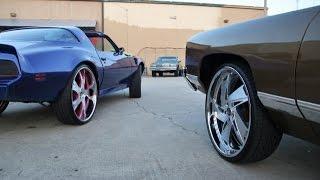 getlinkyoutube.com-WhipAddict: GTR (Georgia's Top Ryders) Car Show in Griffin, GA. Custom Cars, Amani Forged