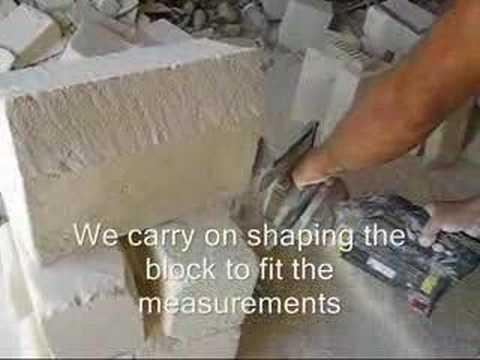 Come pulire il tufo