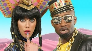 getlinkyoutube.com-Katy Perry - Dark Horse PARODY Key of Awesome #85