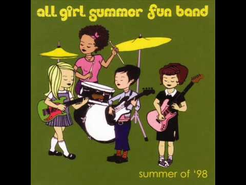All Girl Summer Fun Band - Drawbridge
