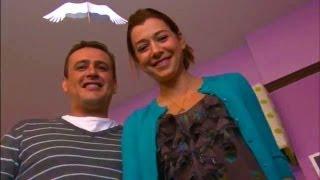 getlinkyoutube.com-How I Met Your Mother - Bloopers Season 6