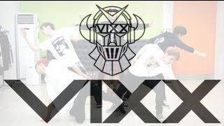 getlinkyoutube.com-빅스(VIXX) - 'hyde' 안무 연습 영상 (Practice 'hyde' dancing Video)