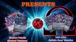"getlinkyoutube.com-Cardfight!! Revenger Dragruler Phantom VS ""Omega"" Glendios!!"