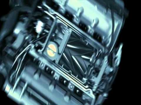 Jaguar - технологии бензинового двигателя