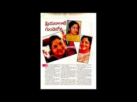 ks chithra interview