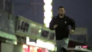 UFC Fight Night 57: Gym Escape with Frankie Edgar