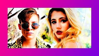 getlinkyoutube.com-LIA MARIE JOHNSON MAKING OUT with DILLON RUPP (Snapchat)