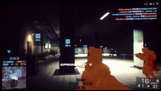 getlinkyoutube.com-Battlefield 4 1.18 One Hit Kill, Wallhack & No Recoil Multiplayer EBOOT   PS3