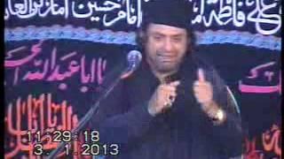 Allama Nasir Abbas shaheed  20 safar Roz e Arbaeen par khas Majlis